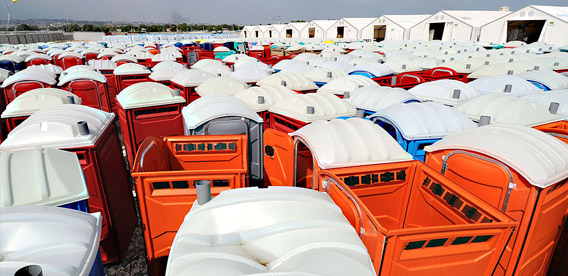 Champion Portable Toilets in West Odessa,  TX